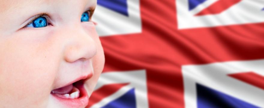 nauka języków dla niemowląt
