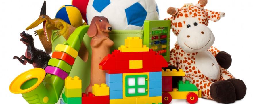 niektóre zabawki groźne dla zdrowia dzieci