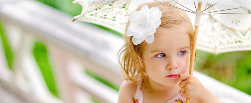 o łapaniu dziecka w kadr