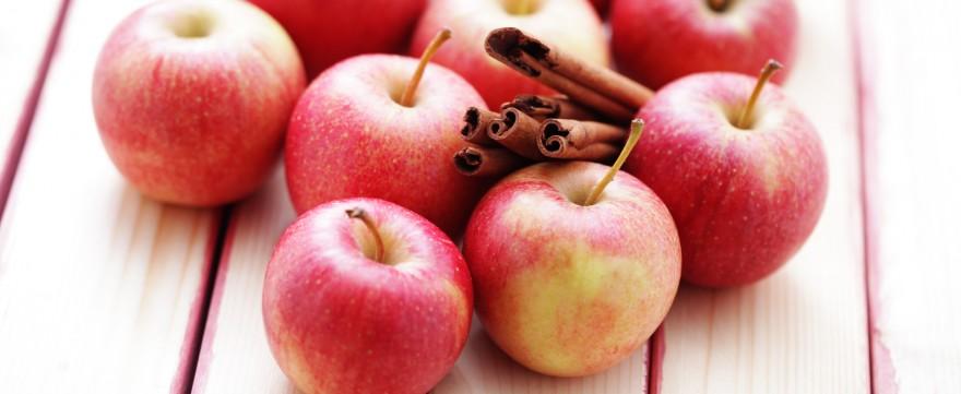 pieczone jabłka w soku