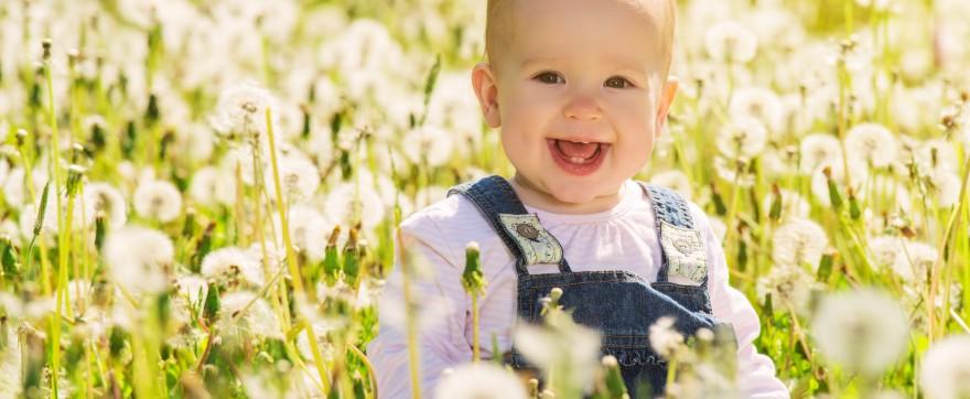 pora roku a wzrost dziecka