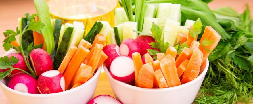 przepis BLW warzywny bukiet dla dziecka