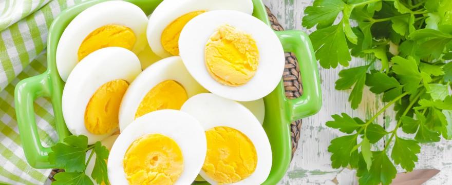 przepis na pastę jajeczną