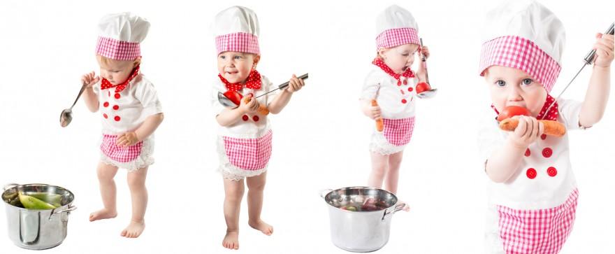 przepisy dla dzieci i niemowląt
