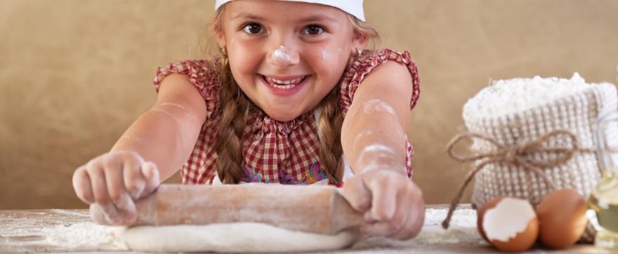 przepisy na ciasteczka dla dzieci