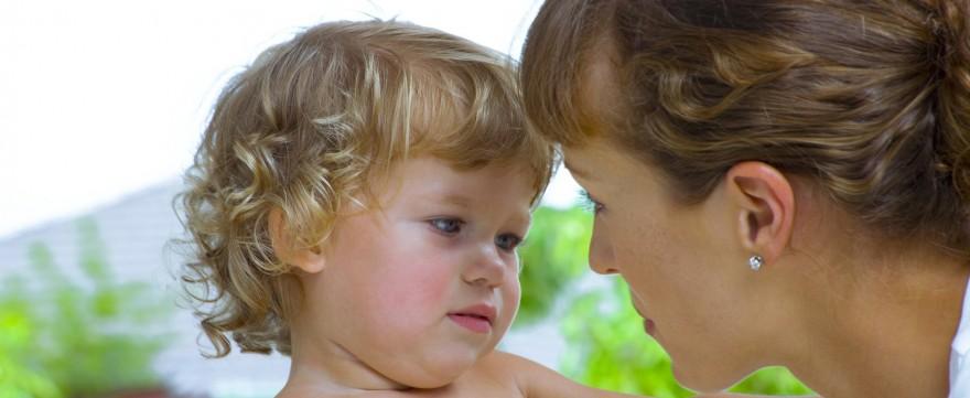 rozmawiaj z niemowlęciem
