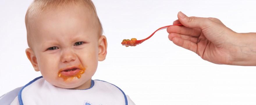 rozszerzanie diety niemowlaka dla opornych