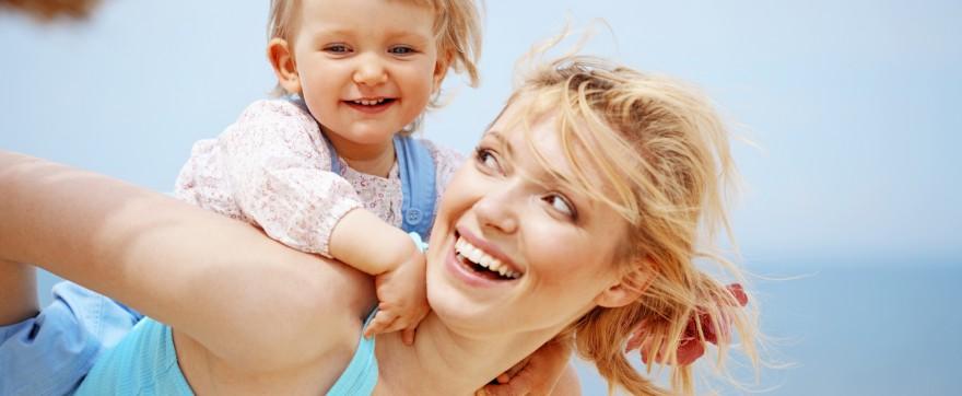 rozwój dziecka przez zabawę, zabawa z rodzicami