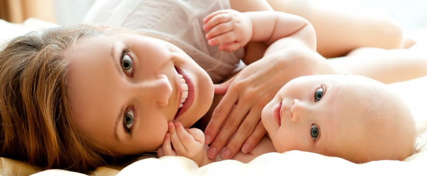 rozwój sensomotoryczny niemowlęcia