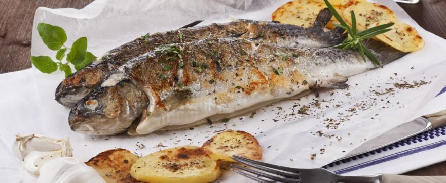 ryby dobre w diecie ciężarnej