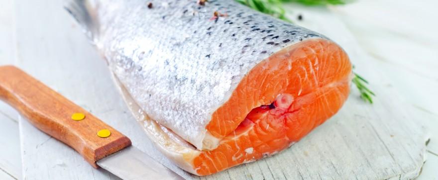 ryby w diecie niemowlaka