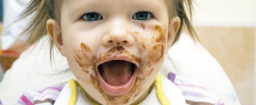 słodycze mogą wywoływać agresję u dzieci