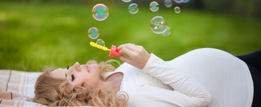 stres w ciąży a astma u dziecka