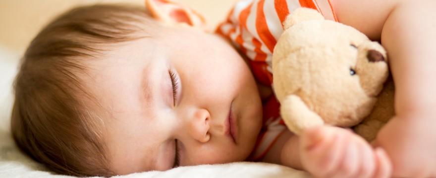 stres w ciąży to gorszy sen niemowlęcia