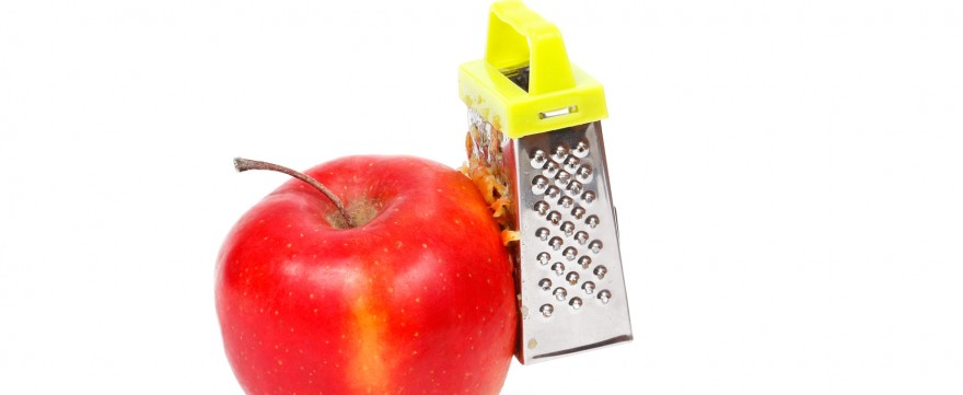 surówka z jabłka