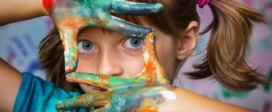 sztuka kształtuje wrażliwość dziecka
