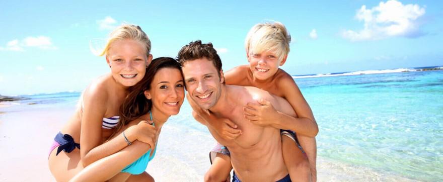 Gdzie najlepiej na urlop z dziećmi