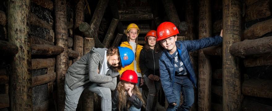 Trasa Rodzinna w Sztolni Królowa Luiza: pomysł na aktywny weekend z dzieckiem