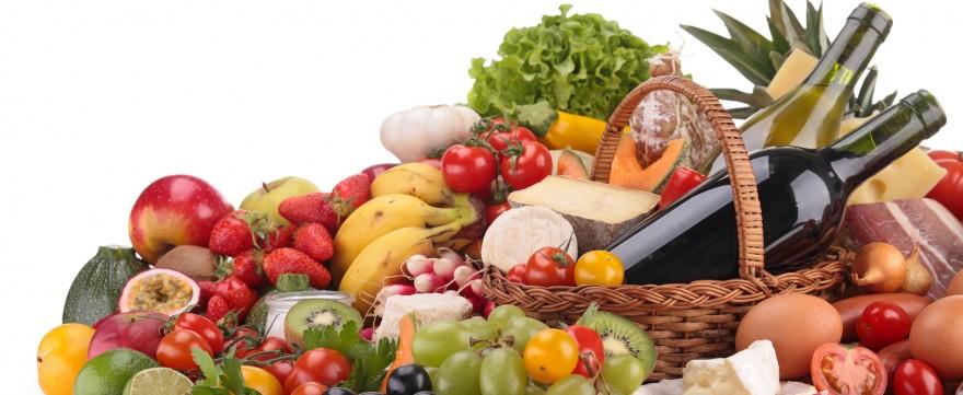 warzywa, owoce i czerwone wino dobre dla mózgu