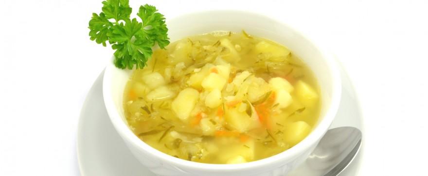 przepis na zupa ogórkowa