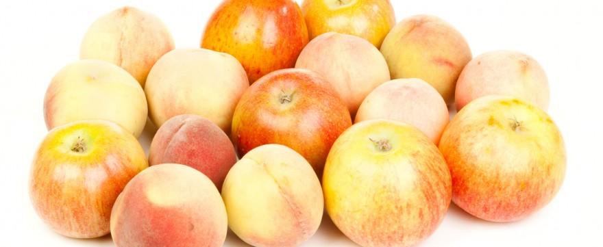 zupa na słodko z jabłka i brzoskwini