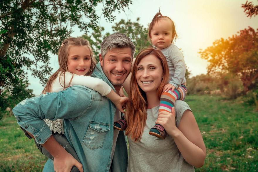 być rodzicem więcej niż jednego dziecka