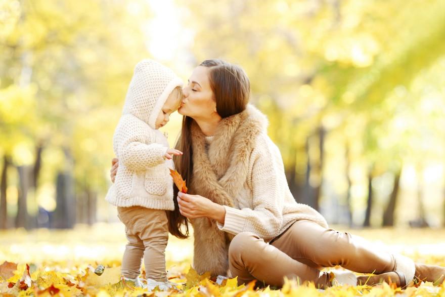jak mówić dziecku kocham cię