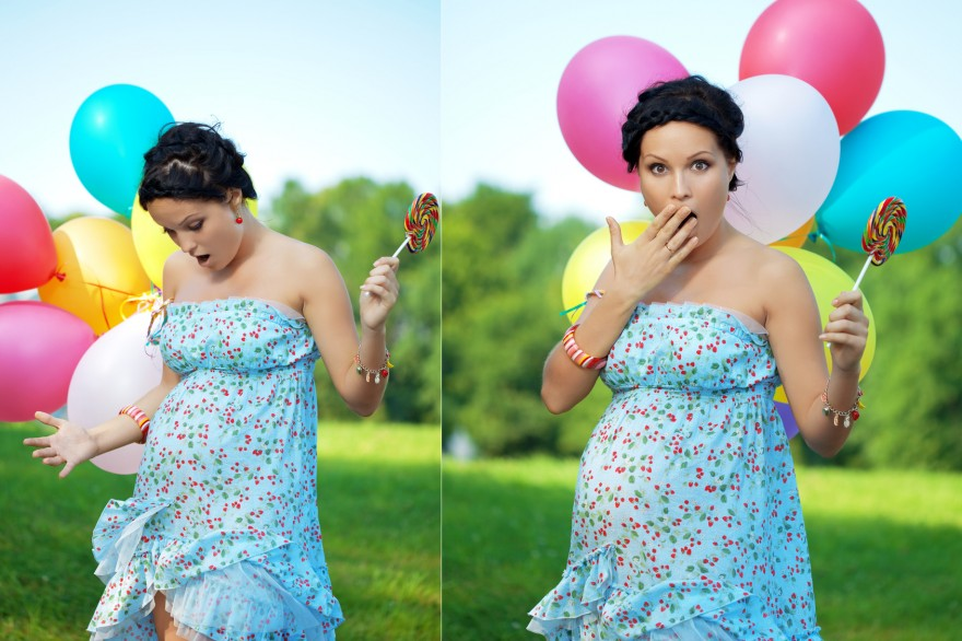 kalendarz ciąży dwudziesty trzeci tydzień ciąży