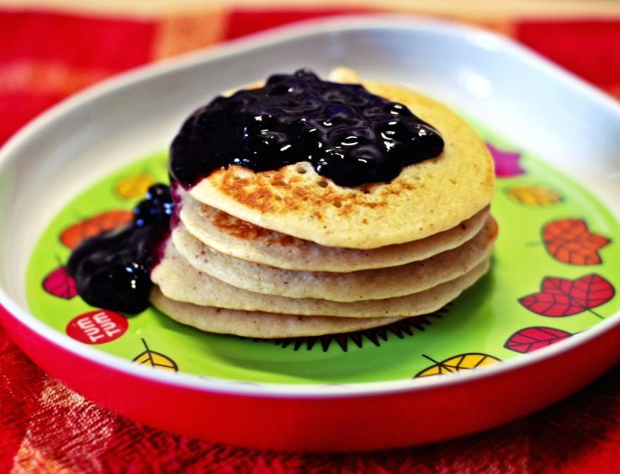 pancakes placki przepis