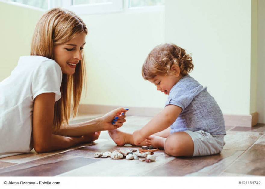 Zabawy dla dzieci od 22 do 24 miesiąca życia