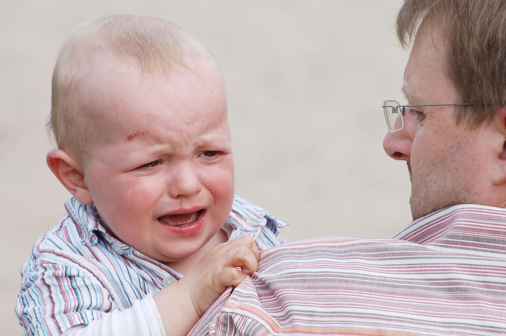 Dziecko Uderzyło Się W Głowę Uraz Głowy U Dziecka Osesekpl