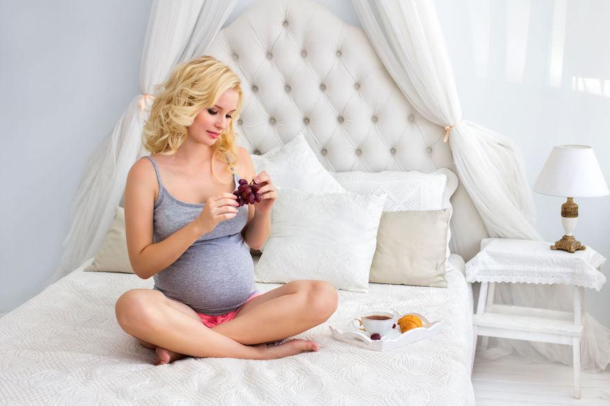 wpływ ciąży na ciało kobiety