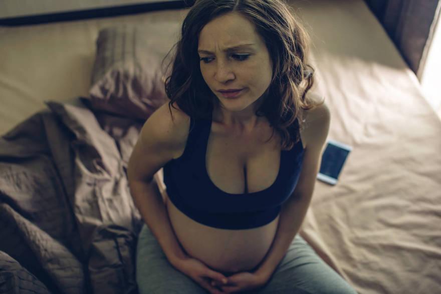 wpływ ciąży na psychikę kobiety