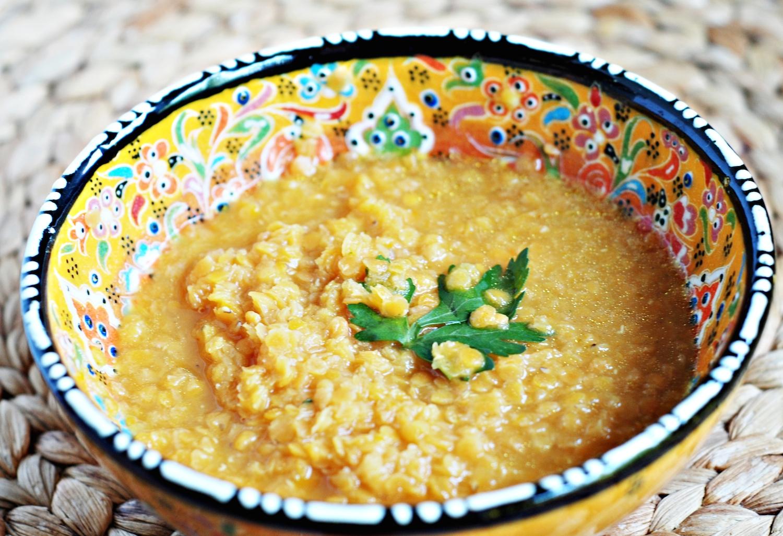 Pomaranczowa Zupa Z Soczewicy Po 12 Miesiacu Osesek Pl